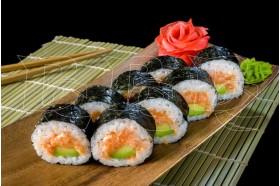 Ролл Азия с лососем
